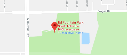 Ed Fountain Park